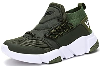 Vitike Unisex Kinder Sneakers Jungen Madchen Sneaker Outdoor Schuhe
