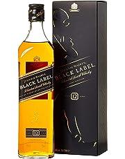 Johnnie Walker Black Label Blended Scotch Whisky 70cl