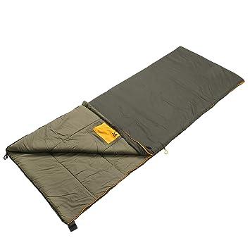 Saco de dormir Outdoor tienda saco de dormir momia techo Sleeping Bag Camping 210 x 80 cm: Amazon.es: Deportes y aire libre