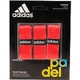adidas Padel - Grip Logo Performance, Color Black: Amazon.es ...