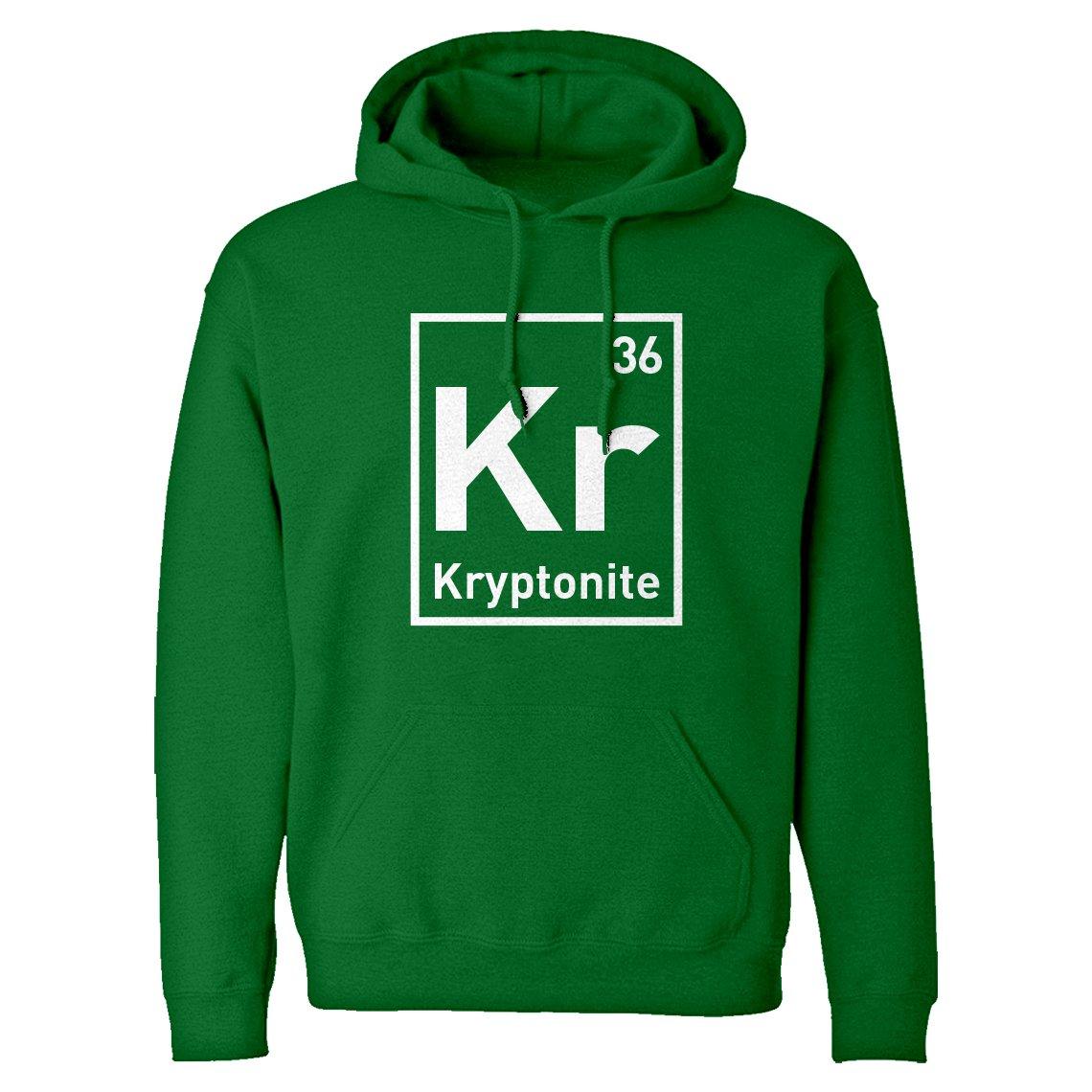 Indica Plateau Kryptonite Adult Hoodie 3182-H