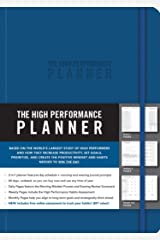 The High Performance Planner [Blue] Diary