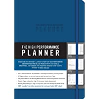 High Performance Planner Blue