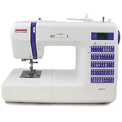 Amazon Janome DC40 Computerized Sewing Machine With 40 Built Cool Janome 6260qc Sewing Machine Price