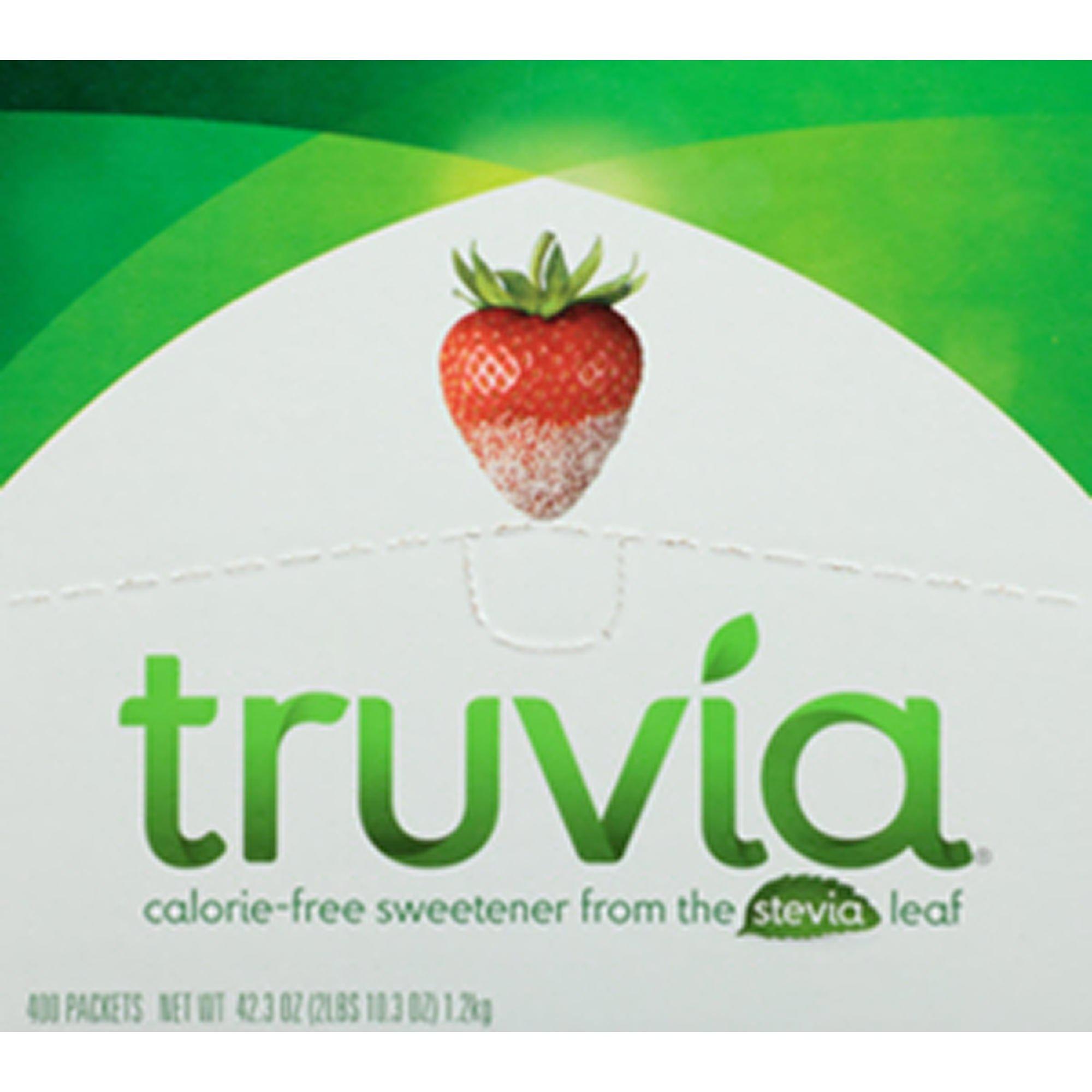 Truvia Sweetener, 400 ct. (pack of 6)