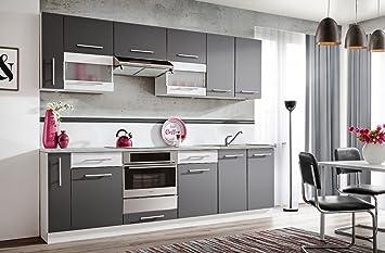 NEU Komplette Küche HIT verschiedene Farbkombinationen Hochglanz ...