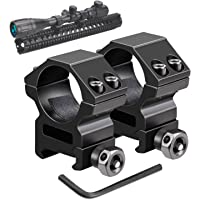 Scope 3//8 to 7//8 Inch adapter picatinny weaver rail 11mm-20mm mount for Rifle #6