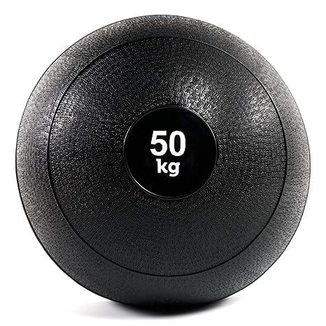 TNP Accesorios. Balón de 50 kg para Entrenamiento de Boxeo y ...