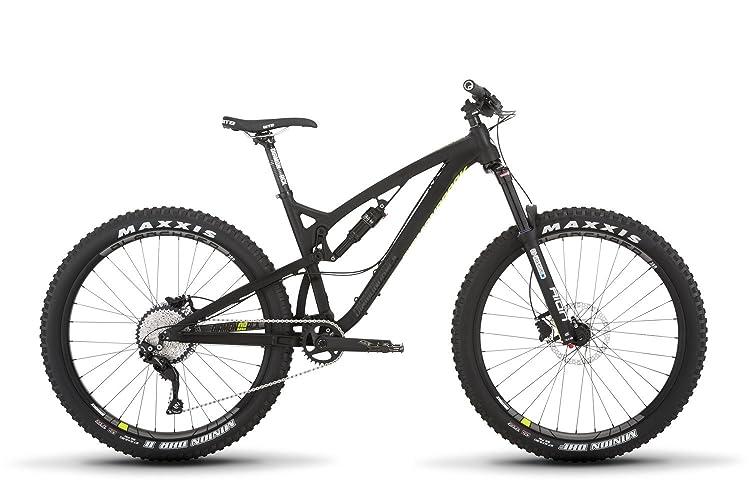 "Diamondback Bicycles Catch 1 27.5+ Full Suspension Mountain Bike, Black, 15.5""/Small"