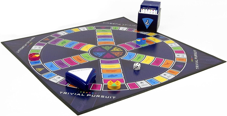 Games - Trivial Genus (Hasbro 16762105): Amazon.es: Juguetes y juegos