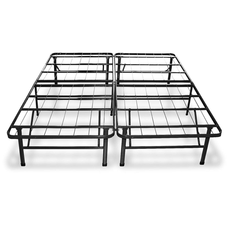 Best Price Mattress New Innovated Box Spring Metal Bed Frame, Full BPM-SB-14F-F