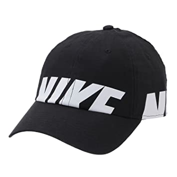 Gorra Nike – Sportswear Heritage86 negro/blanco talla: Ajustable