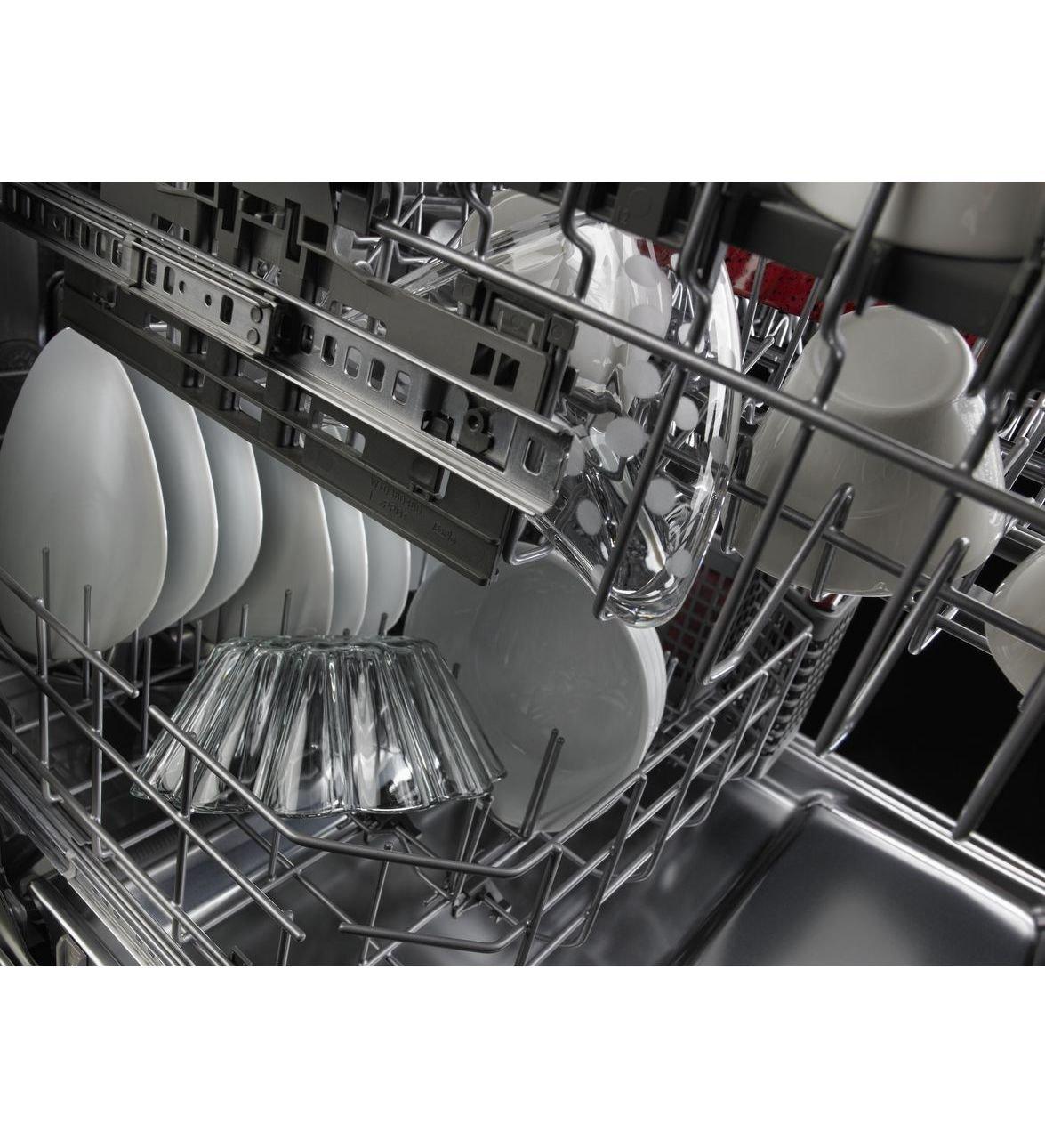 KITCHENAID KDTE404DSS 24'' 6-Cycle/6-Option Dishwasher, Architect