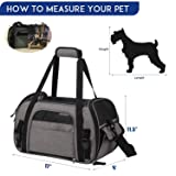 Jespet Soft Pet Carrier for Small