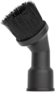 CRAFTSMAN CMXZVBE27159 Dual Fit Dusting Brush Wet/Dry Vac Attachment for 1-1/4inch and 1-7/8 in. Shop Vacuum Hoses