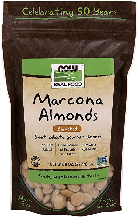 Top 7 Organic Whole Blanched Almonds Food To Live