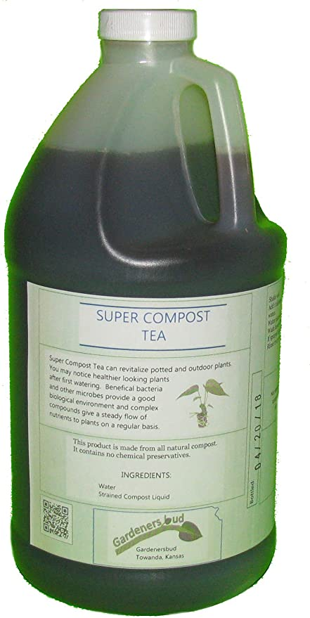 Amazon.com: Super Compost Té: Jardín y Exteriores
