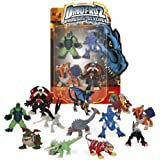 Giochi Preziosi Dinofroz 2 Dragons's Revenge Set da 4 personaggi assortiti 3-6 cm