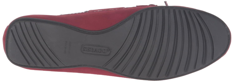 Sebago Schuhe Frauen Flache Schuhe Sebago Rot dd8e8a