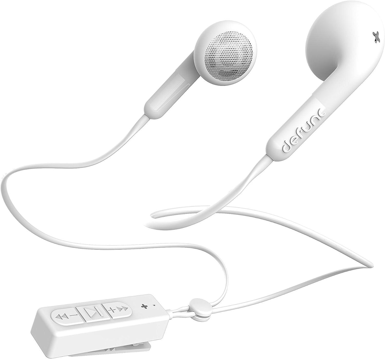 Defunc Talk D0212 Wireless Bluetooth 4.1 in-Ear Headphones - White