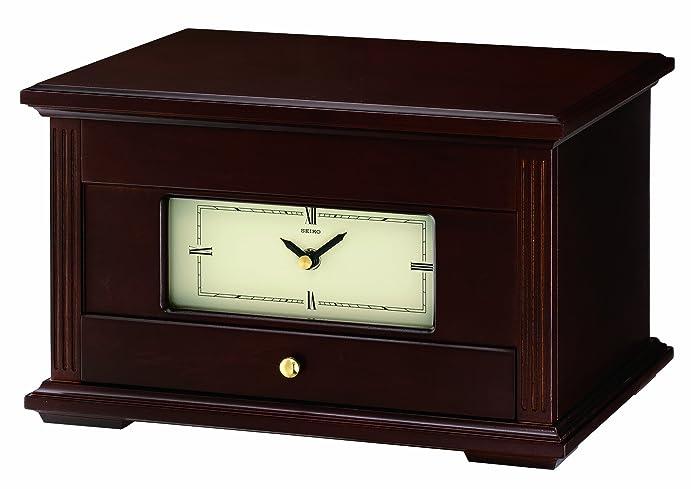 Seiko QXG141BLH Desk And Table Clock