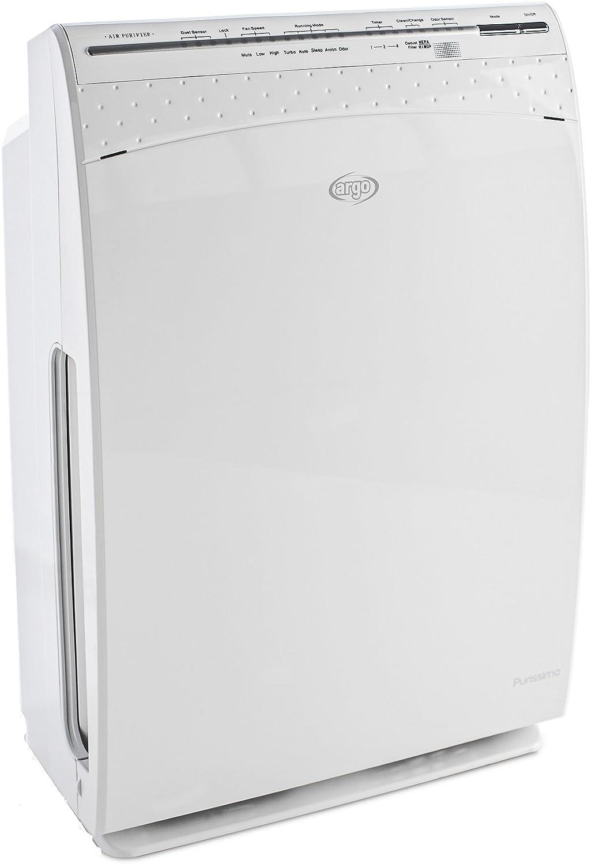 Argoclima Purissimo 48dB 64W Color blanco - Purificador de aire ...