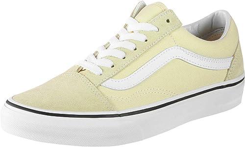 Vans Old Skool Schuhe Vanilla CustardTrue White: