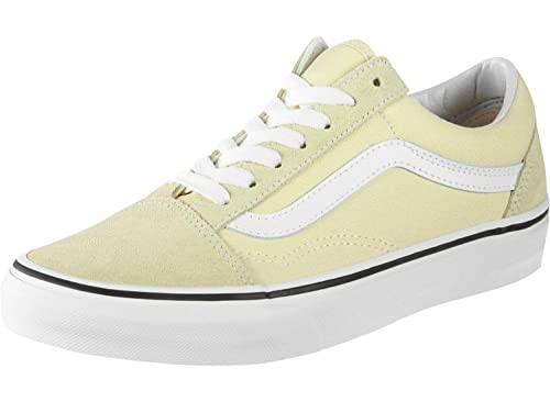 Vans Old Skool Schuhe Vanilla CustardTrue White:
