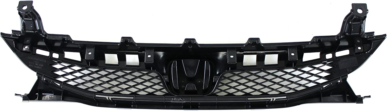 Genuine Honda Parts 71121-SNA-A50 Grille Assembly