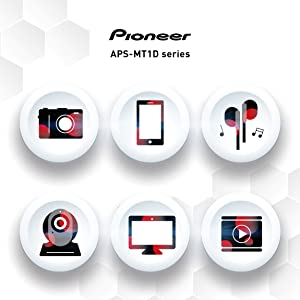 Pioneer 32GB microSD Classic with Adapter - C10, U1, Full HD Memory Card (2 Pack) (Color: 32G (2pack))