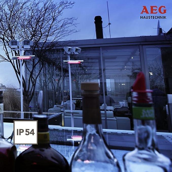 AEG 229964 - Regulador de voltaje (para estufa IR Premium 2000 H y IR Comfort 2024 H de onda corta, 2000 W), color negro: Amazon.es: Bricolaje y ...