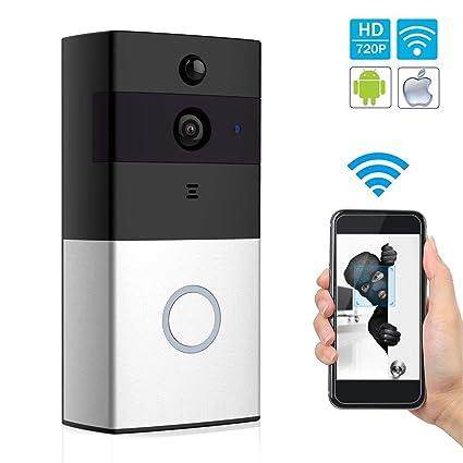 Special Section Hd Ip Wireless Video Door Phone Wifi Doorbell Two Way Intercom Door Bell Remote Control Motion Sensor Free App Ios Android Video Intercom