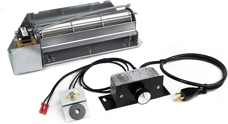 Kit de soplador de chimenea para Lennox Superior FBK-250; Rotom #HBRB250: Amazon.es: Bricolaje y herramientas