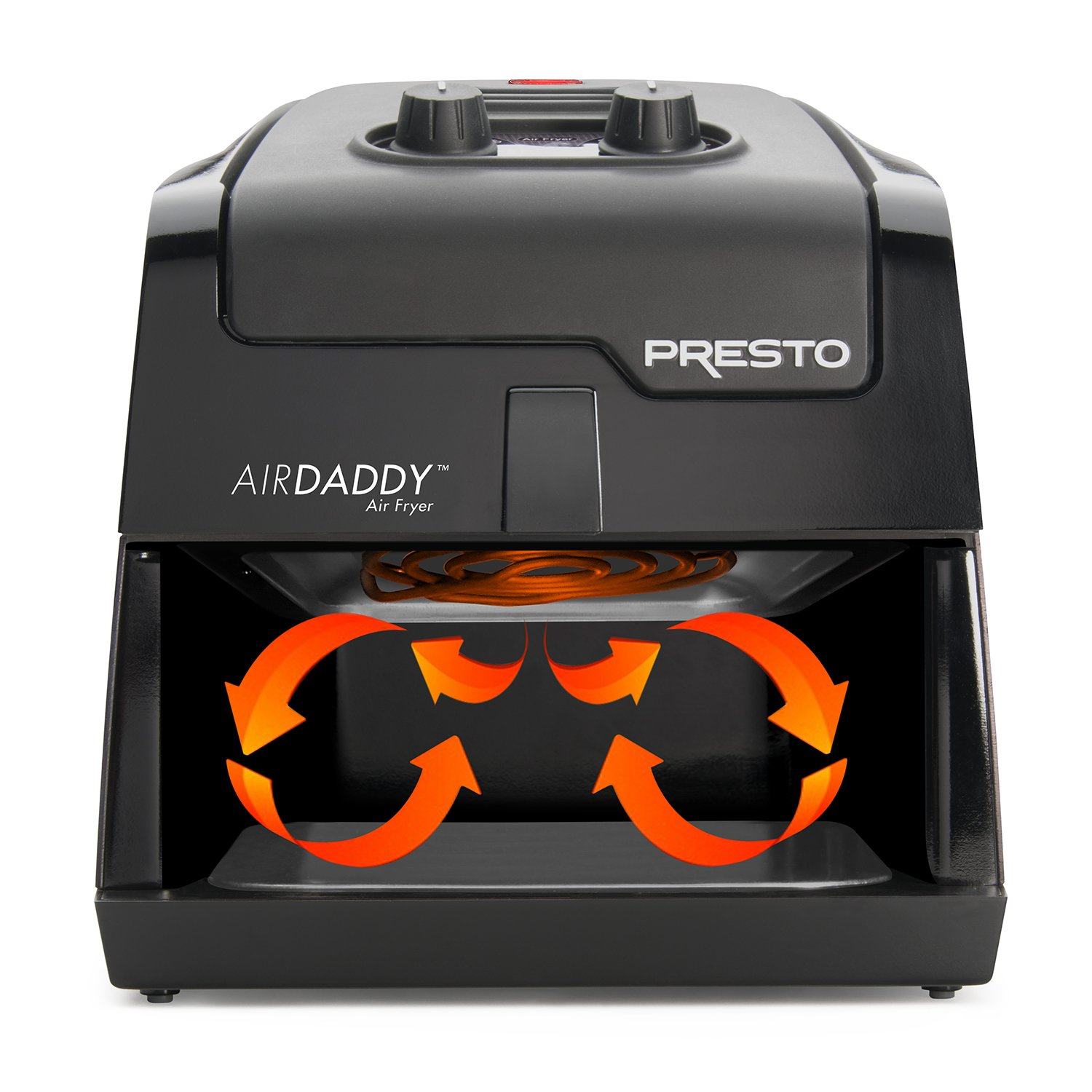 Amazon.com: Presto 4.2-qt. Freidora de aire, Negro: Kitchen ...