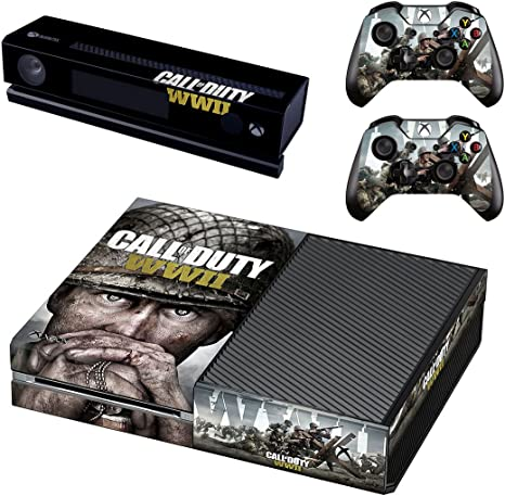 Call of Duty: WWII Xbox One Skin Sticker Pegatinas de la piel para ...