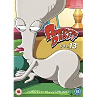 American Dad Volume 13 [DVD] [2018]