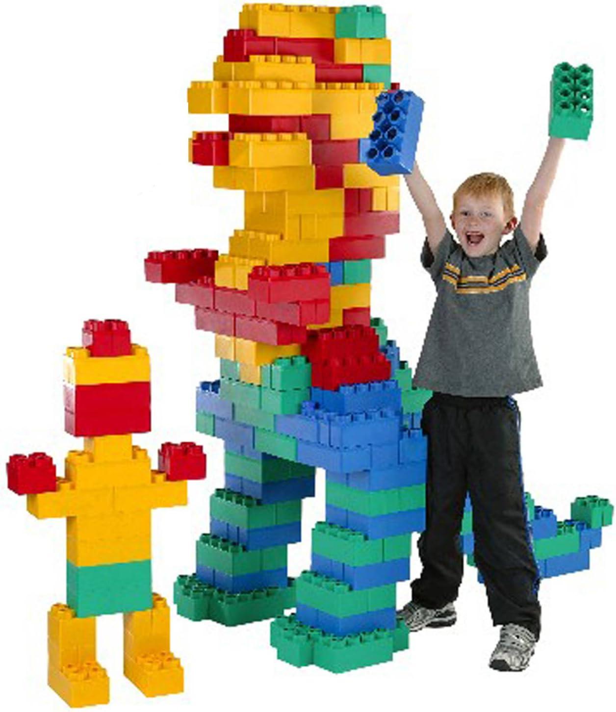 Kids Adventure 192pc Jumbo Blocks