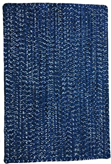 "product image for Capel Rugs Team Spirit Area Rug, 11' 4"" x 14' 4"", Blue Black"