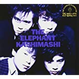 the elephant kashimashi 25th anniversary  great album deluxe edition series 1 「THE ELEPHANT KASHIMASHI」deluxe edition