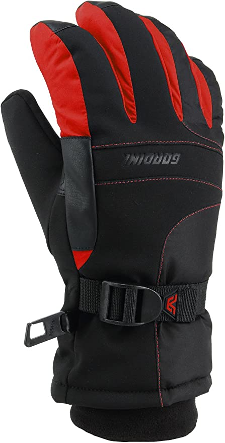 Top 10 Best Ski Gloves For Kids (2020 Reviews & Buying Guide) 2