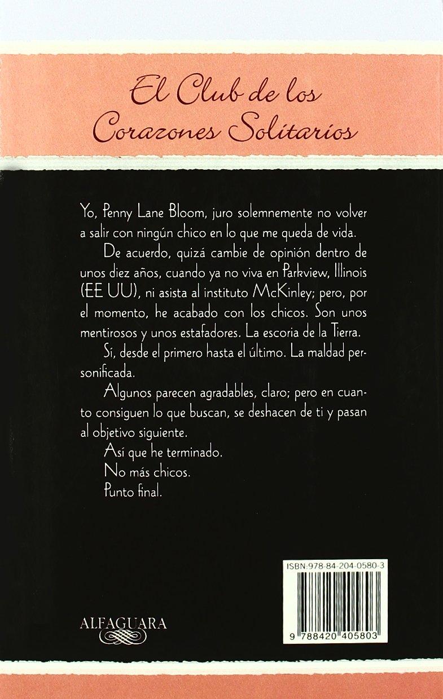 El club de los corazones solitarios: Amazon.es: Eulberg, Elizabeth ...