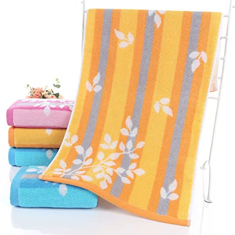 Uther toallas de algodón perfecto, máxima suavidad y absorbencia, cuidado fácil, toalla de