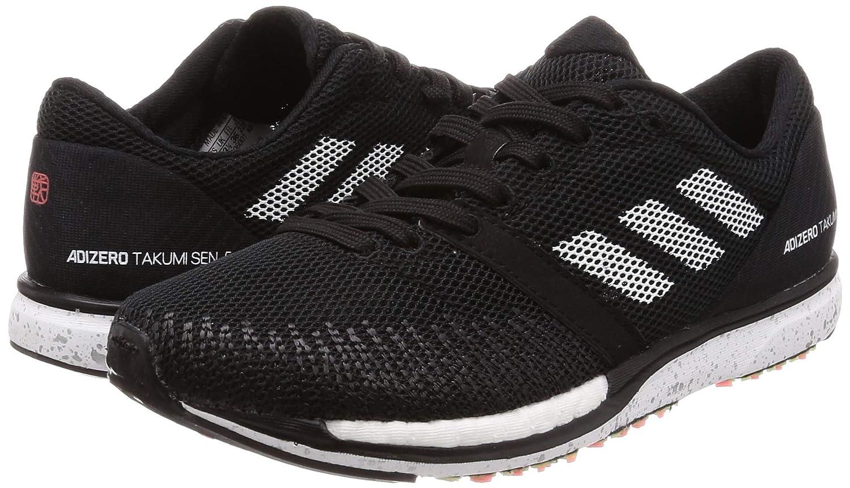 pretty nice a49c0 96bbf adidas Adizero Takumi Sen 5, Zapatillas de Running Unisex Adulto, Negro  Core BlackFTWR WhiteCarbon, 44 23 EU Amazon.es Zapatos y complementos