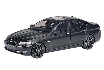 Dickie Schuco Schuco 450721800 BMW 5 Series Matte Black Limousine (F10), 1
