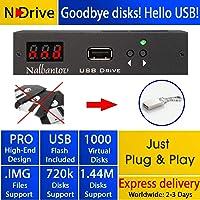 Floppy Disk USB Emulator Nalbantov N-Drive 1000 for Yamaha Disklavier Control Wagon DKW10
