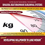 Developing Willpower to Lose Weight: Learning While Sleeping Program (Self-Improvement While You Sleep With the Power of Positive Affirmations)