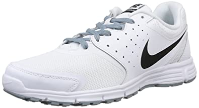 Nike Men's Revolution EU Running Shoes White Weiß (White/Black-Dove Grey)