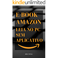 e-book Amazon - Leia no PC sem aplicativo