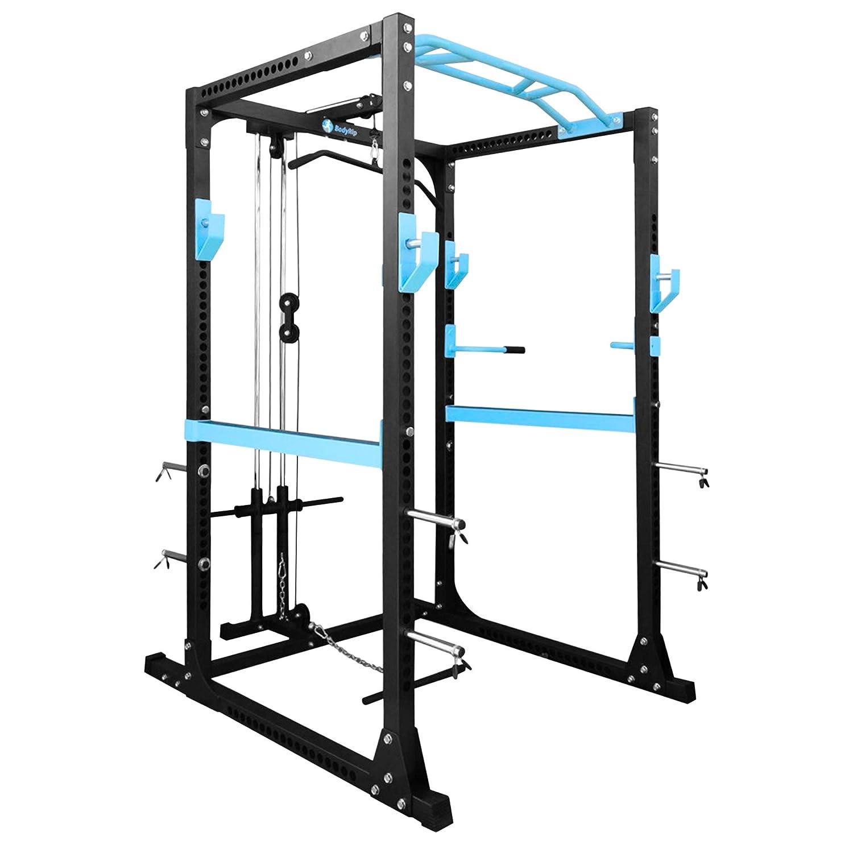 BodyRip: Accesorio en forma de jaula Pro Power para sentadillas ...