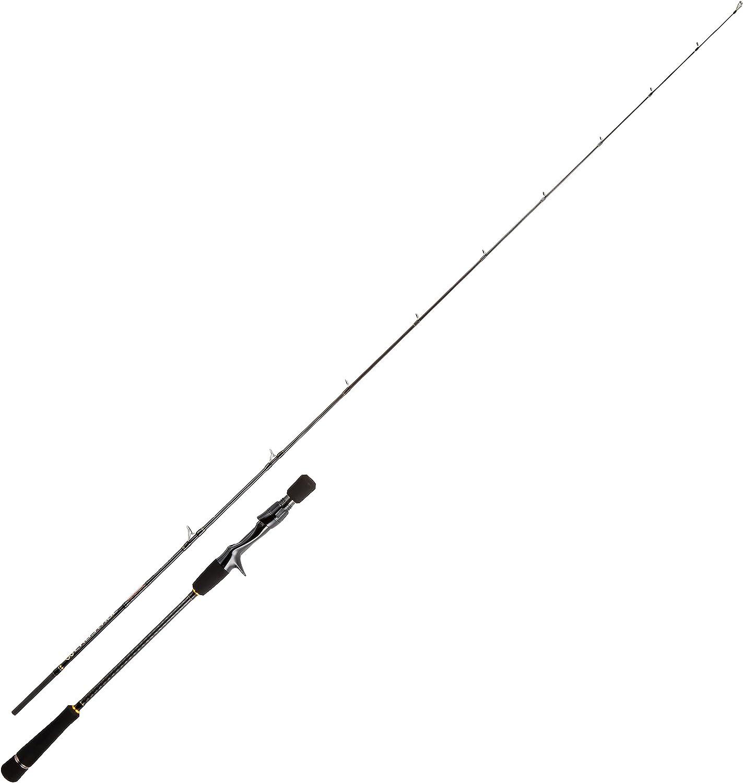 メジャークラフト ライトジギングロッド ベイト 3代目 クロステージ スーパーライトジギング CRXJ-B64ML/LJ 6.4フィート 釣り竿